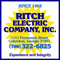 RITCH ELECTRIC CO INC