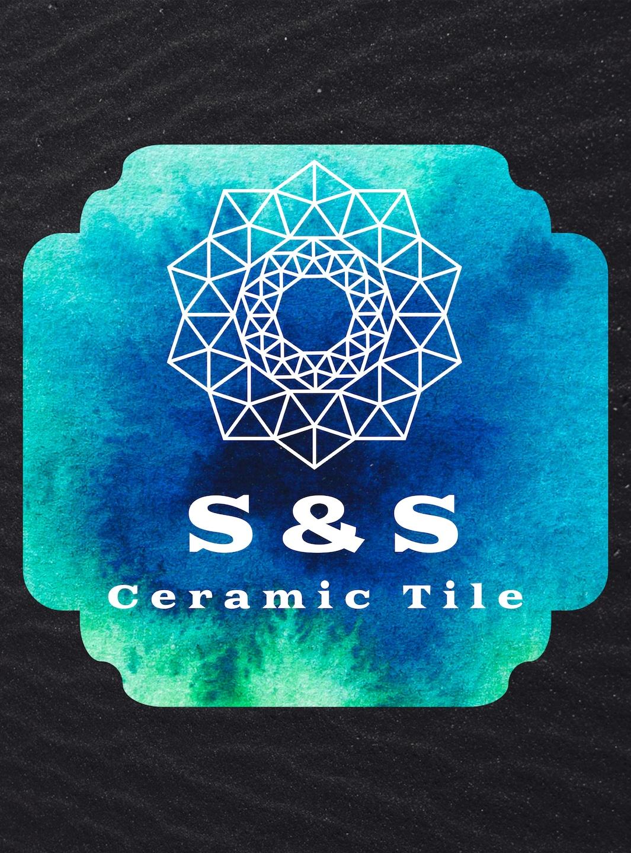 S & S Ceramic Tile logo