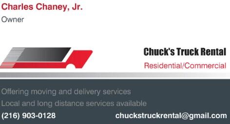 Chuck's Truck Rental