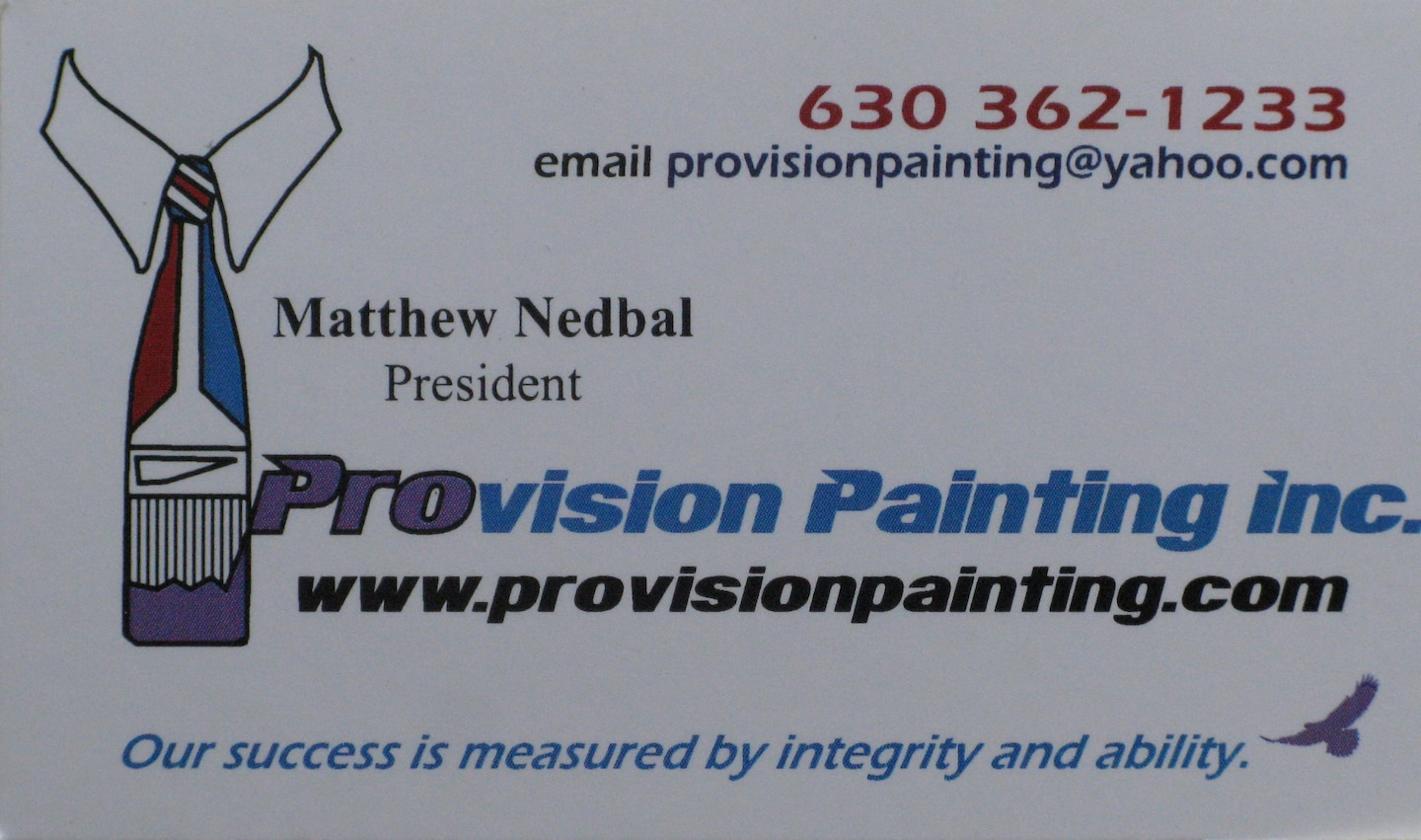 Provision Painting Inc