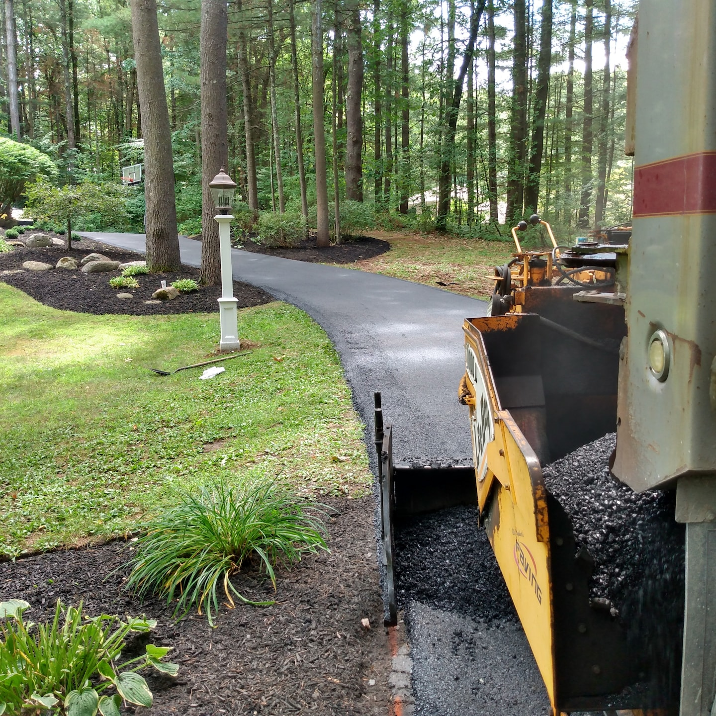 Nadeau Paving/Sealcoating