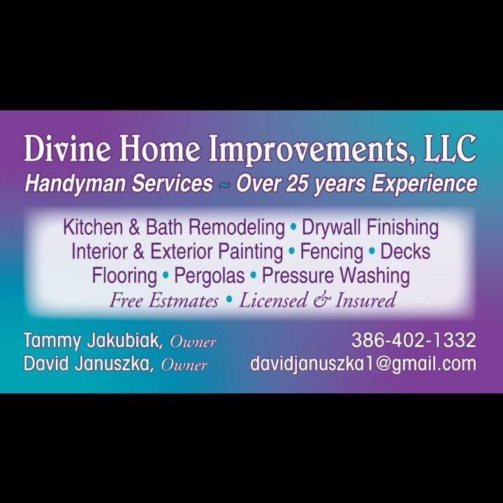 Divine Home Improvements LLC
