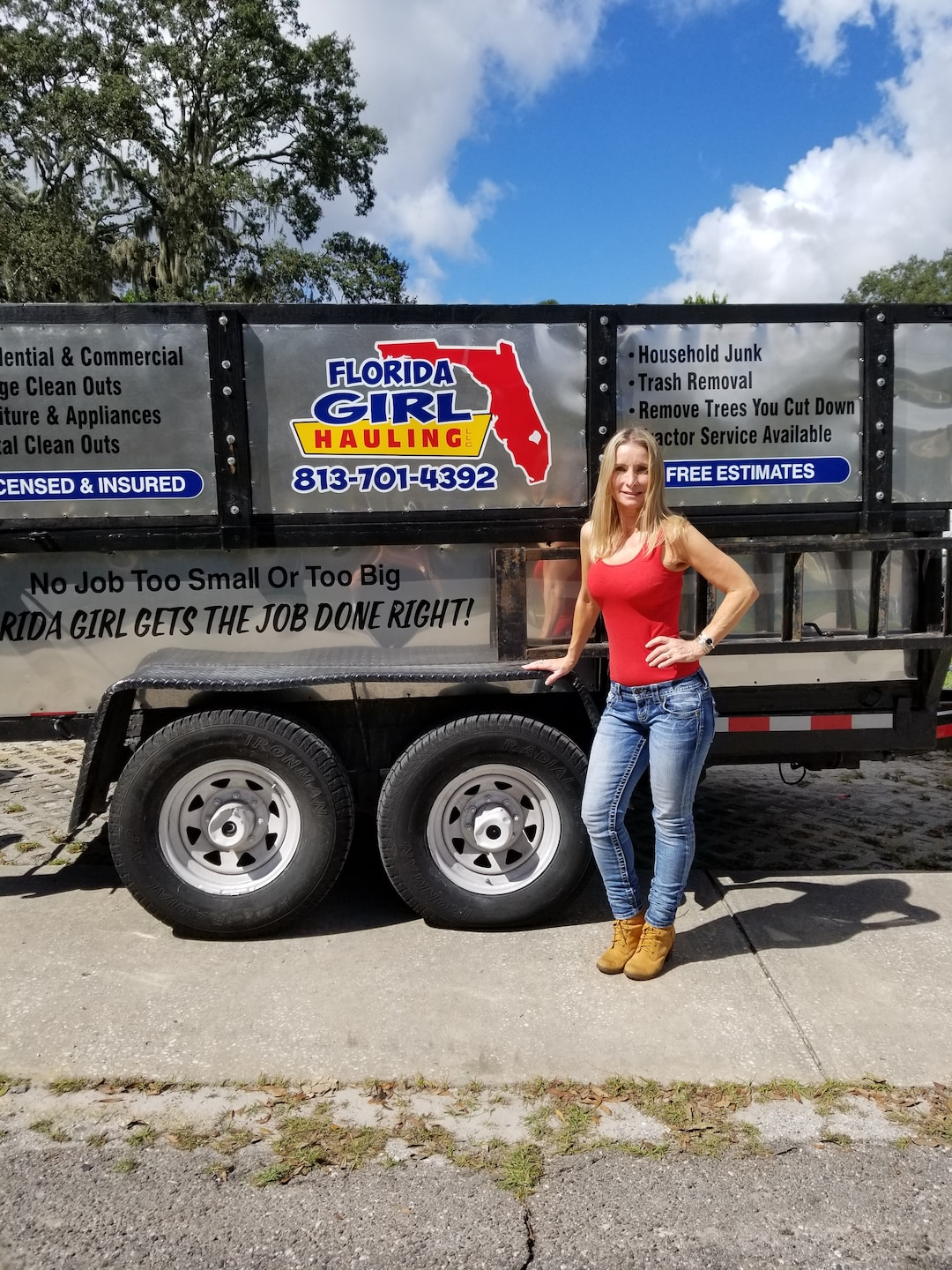 Florida Girl Hauling