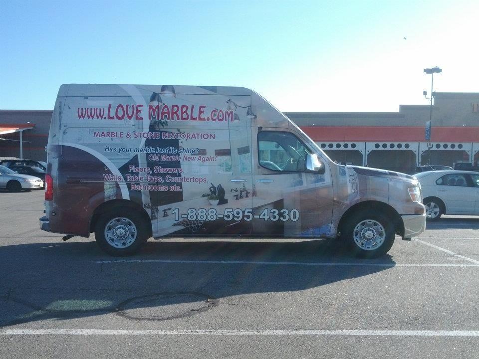 LOVE MARBLE & STONE RESTORATION.