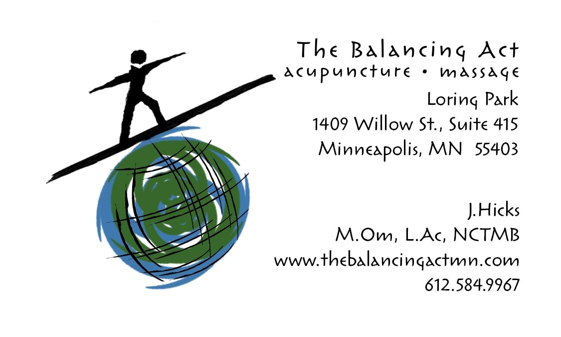 The Balancing Act Acupuncture & Massage