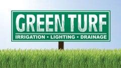 GREEN TURF IRRIGATION LIGHTING DRAINAGE