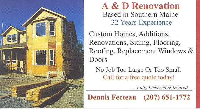 A & D Renovations