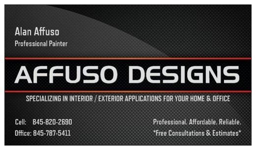 Affuso Designs
