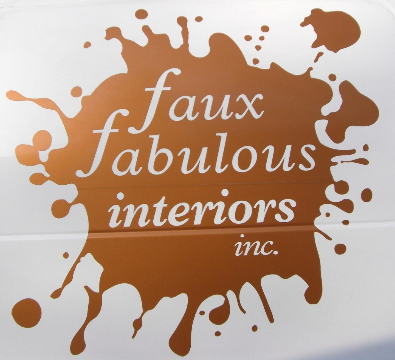 FAUX  FABULOUS INTERIORS INC