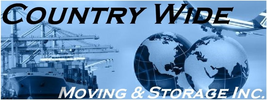 COUNTRY WIDE MOVING & STORAGE