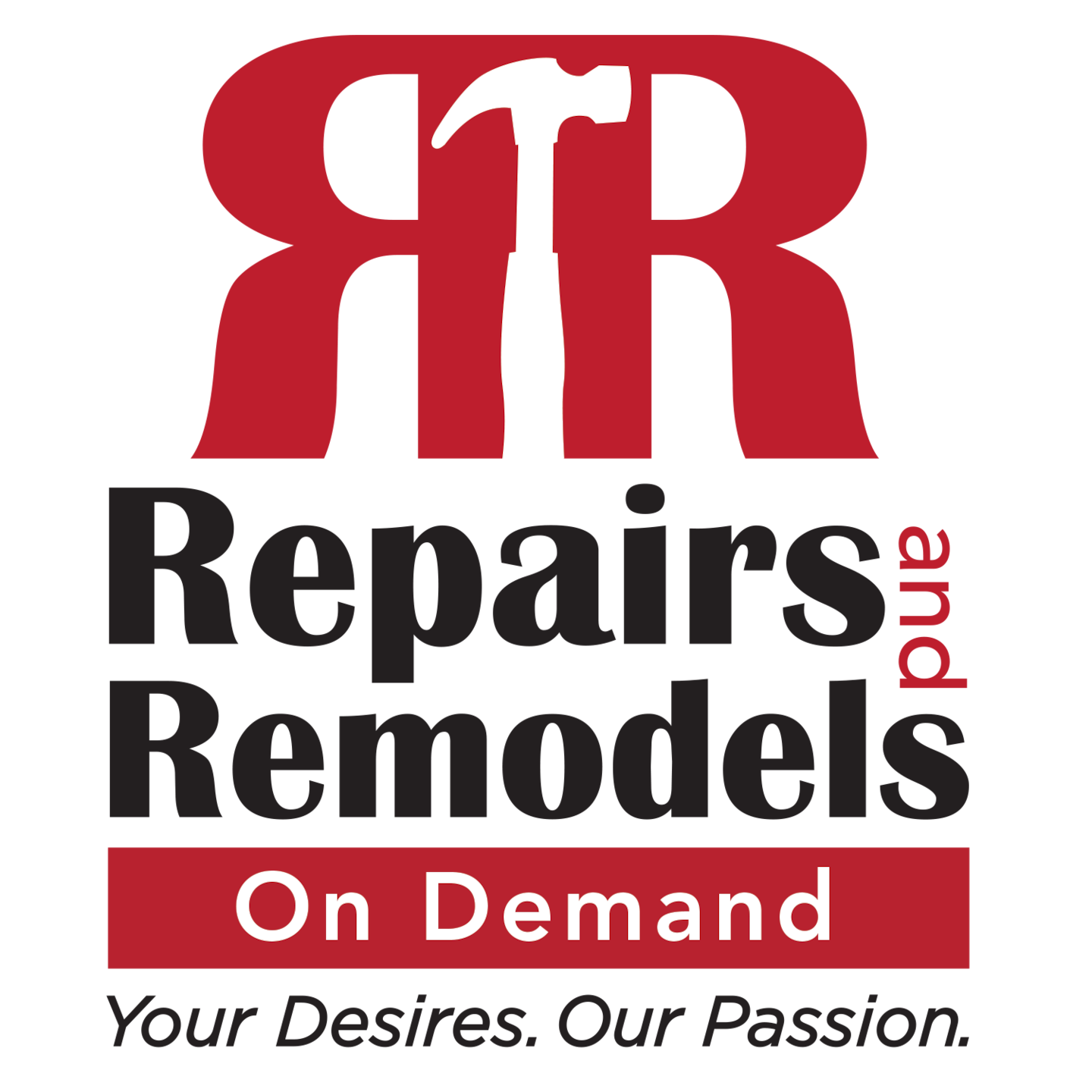 Repairs & Remodels On Demand
