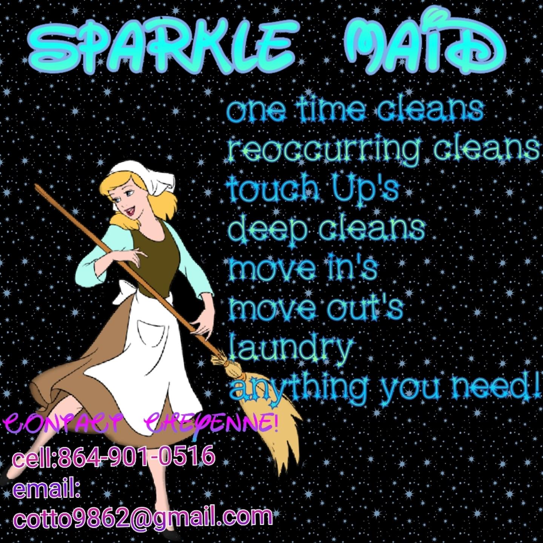 Sparkle Maid