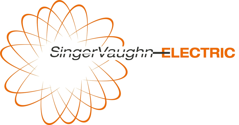 Singer Vaughn Electric logo
