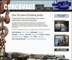Concavage Marine Construction