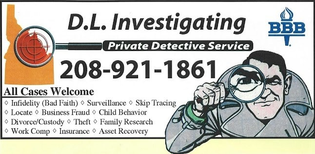 D.L. Investigating llc.