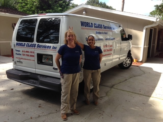 World Class Services Inc