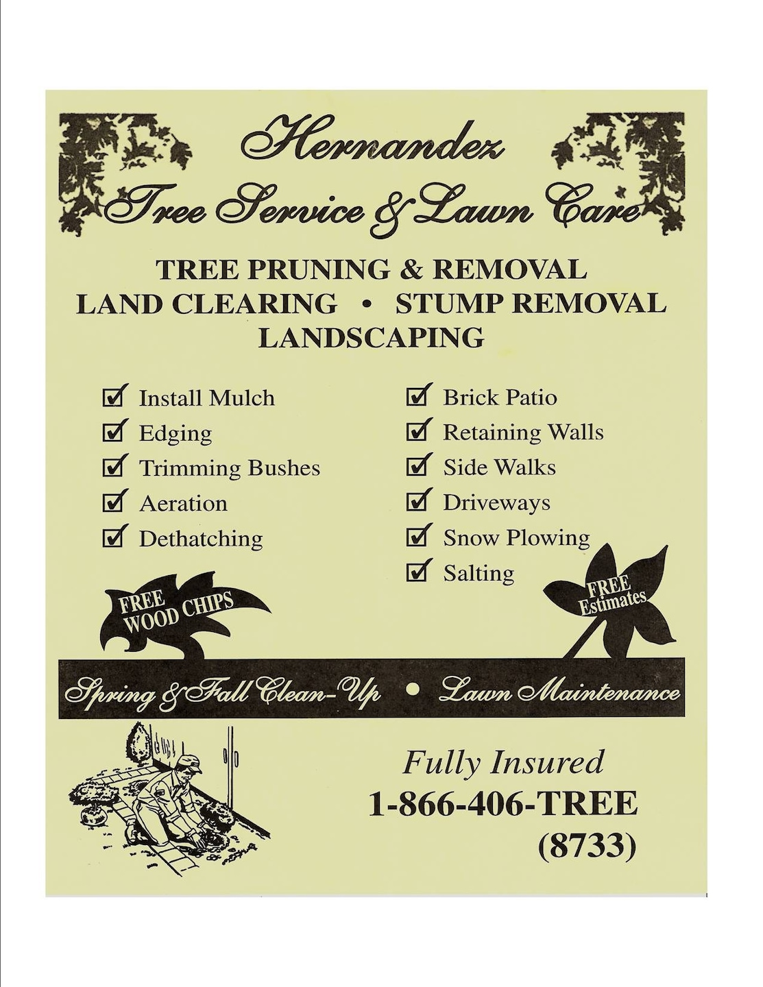 Hernandez Tree Service Inc Reviews West Chicago Il Angie S List