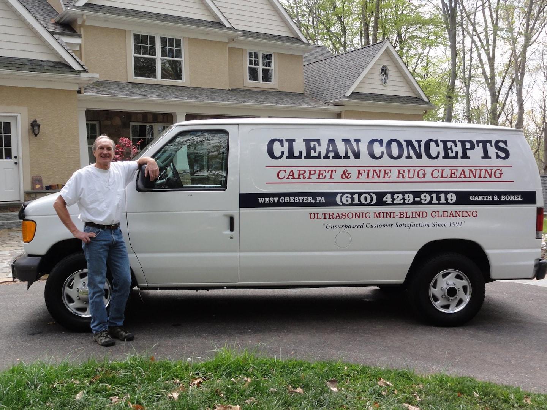 Clean Concepts logo