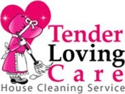 Tender Loving Care House Cleaning Service
