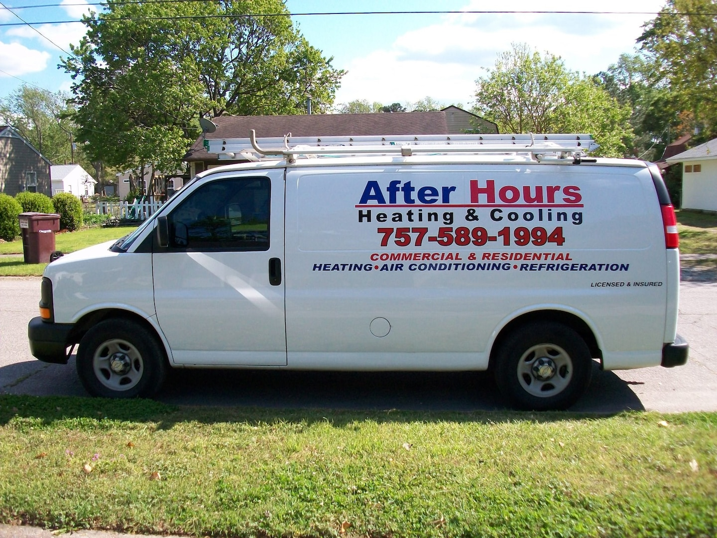 After Hours Heating Cooling Reviews Chesapeake Va Angie S List