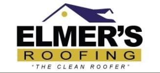ELMER'S ROOFING logo