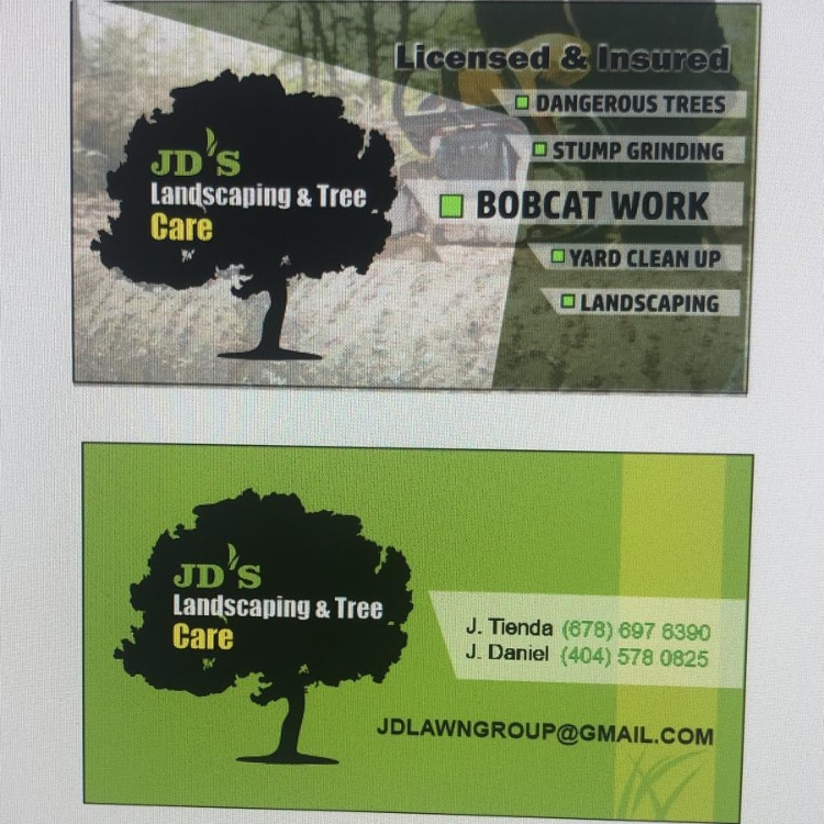 JD Tree And Landscaping Services