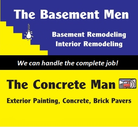 The Basement Men & The Concrete Man