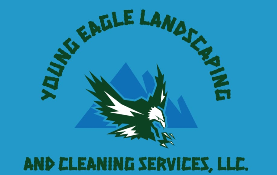 Young Eagle Landscaping and Cleaning Services LLC. logo