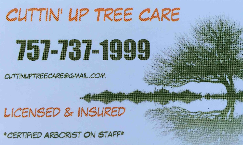 Cuttin' Up Tree Care