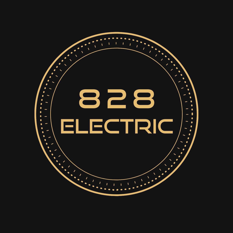 828 Electric logo