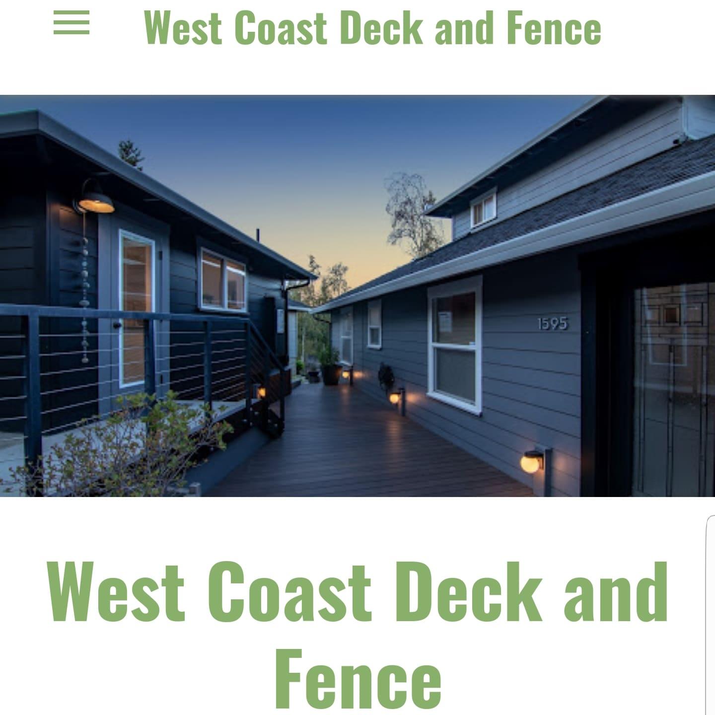 West Coast Deck and Fence Construction LLC