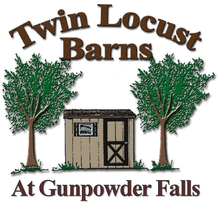 Twin Locust Barns At Gunpowder Falls