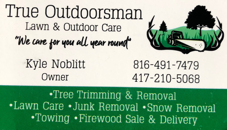 True Outdoorsman Lawn & Outdoor Care