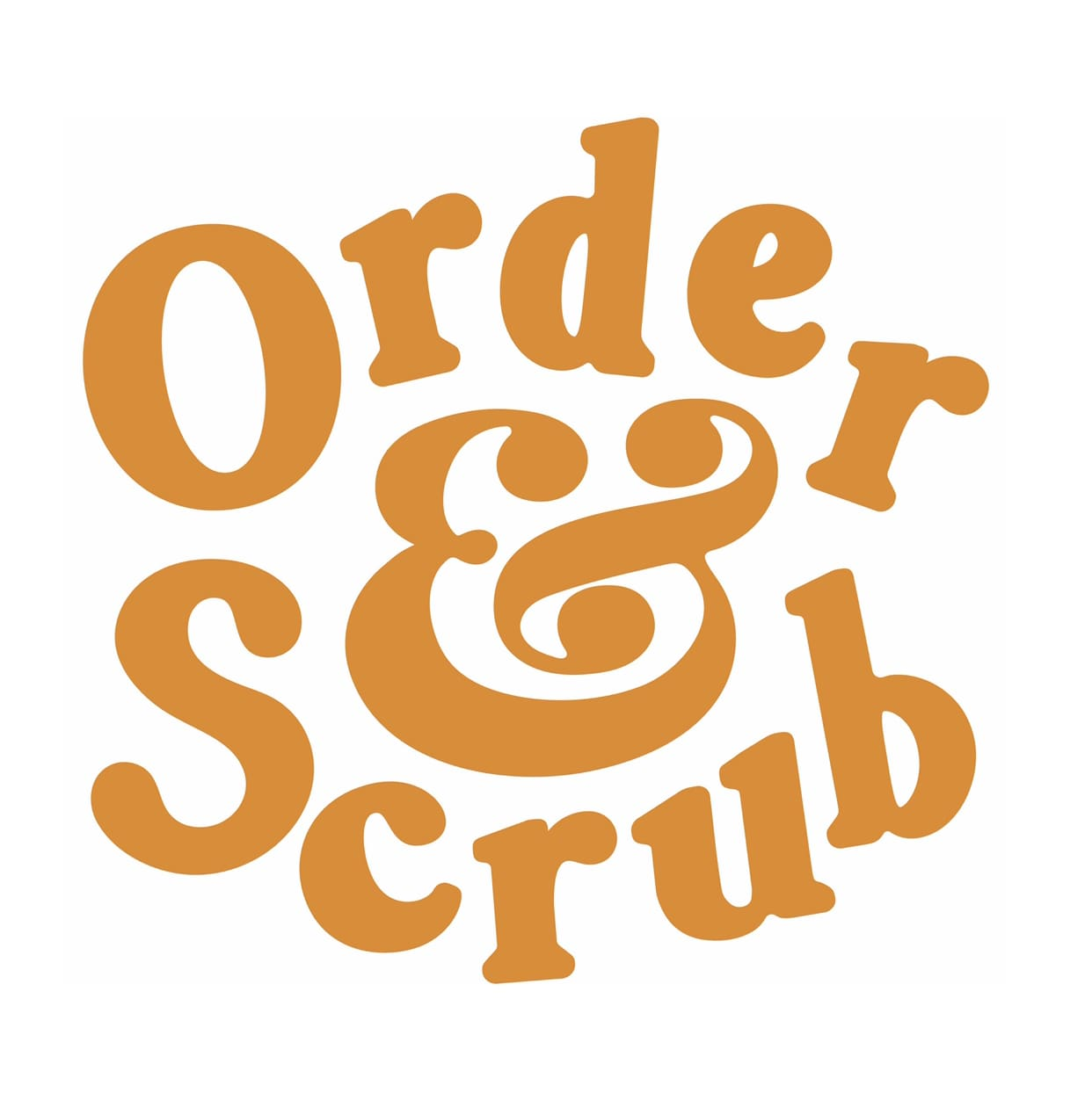 Order & Scrub
