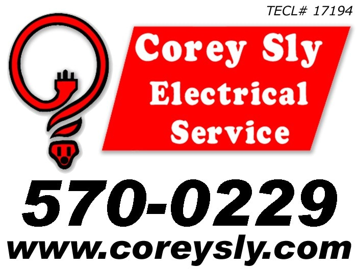Corey Sly Electrical Service Inc