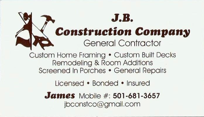 J. B. Construction Company