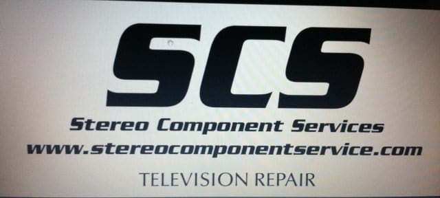 Stereo Component Service