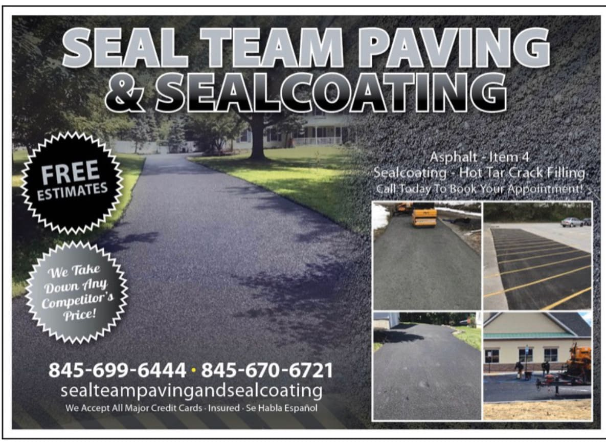 SEAL TEAM PAVING & SEALCOATING