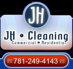J H Cleaning Sharon logo