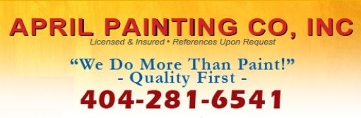 April Painting Co Inc