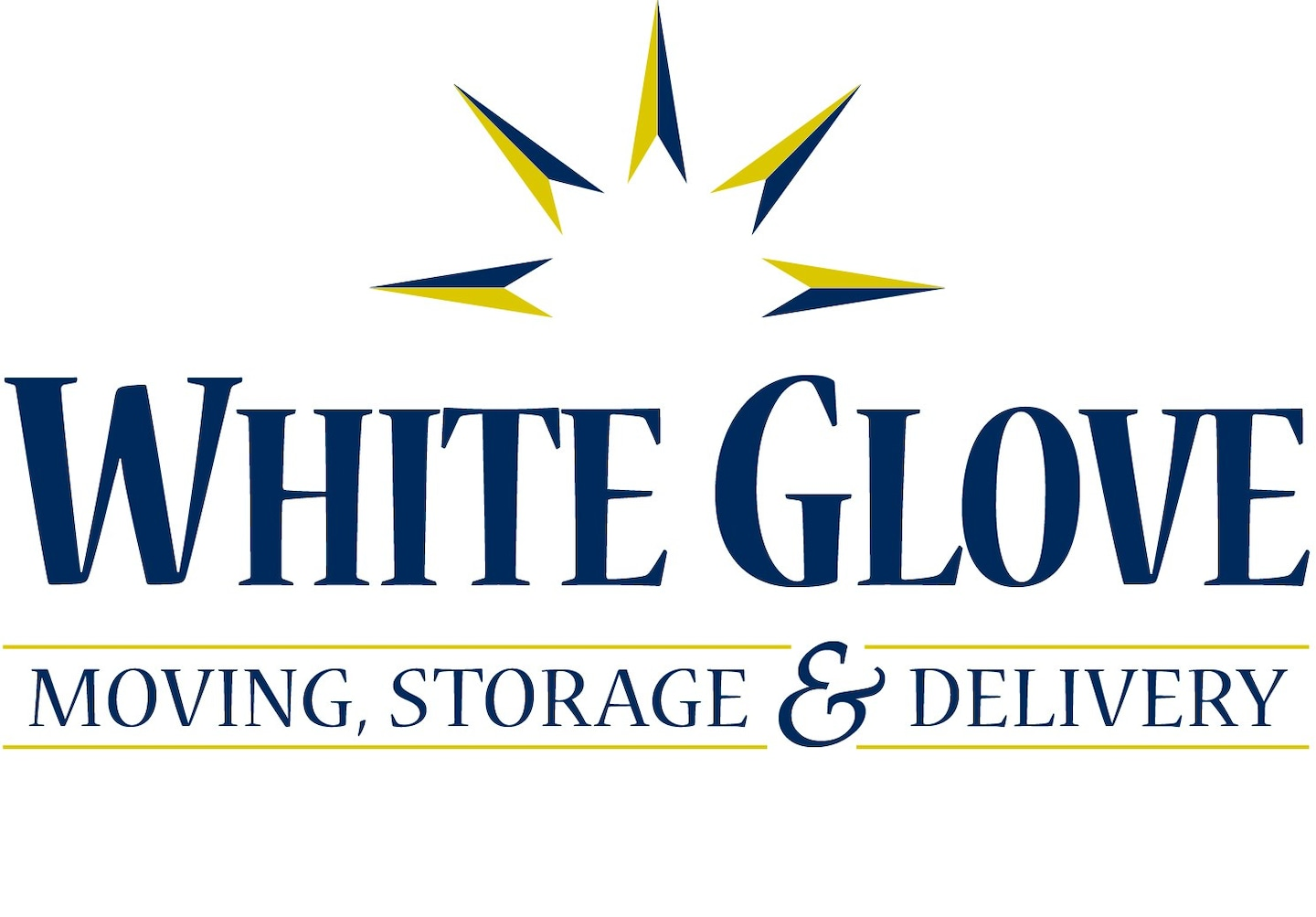 WHITE GLOVE, MOVING, STORAGE & DELIVERY