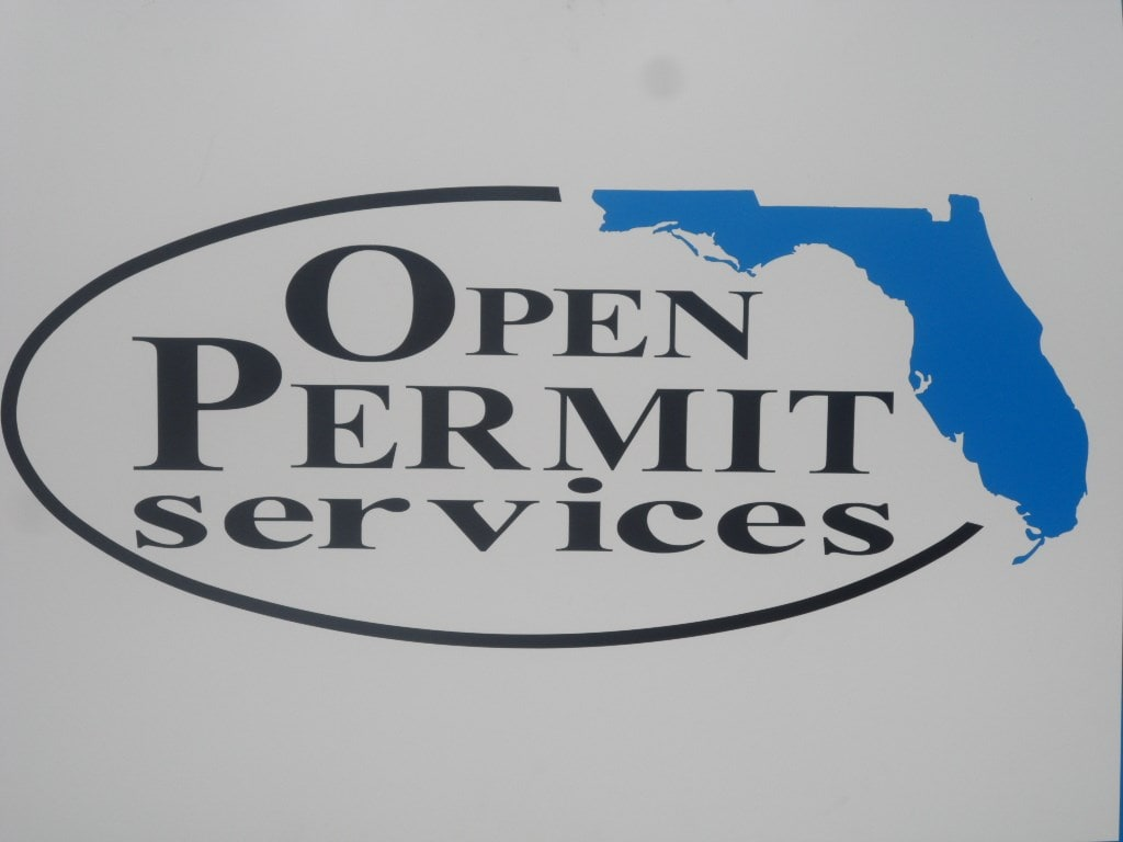 OPEN PERMIT SERVICES