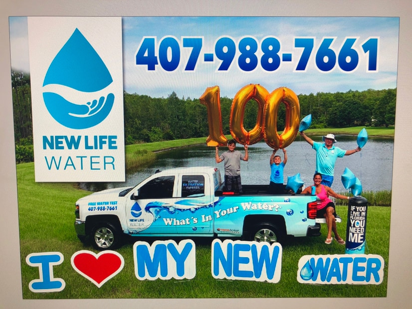 New Life Water