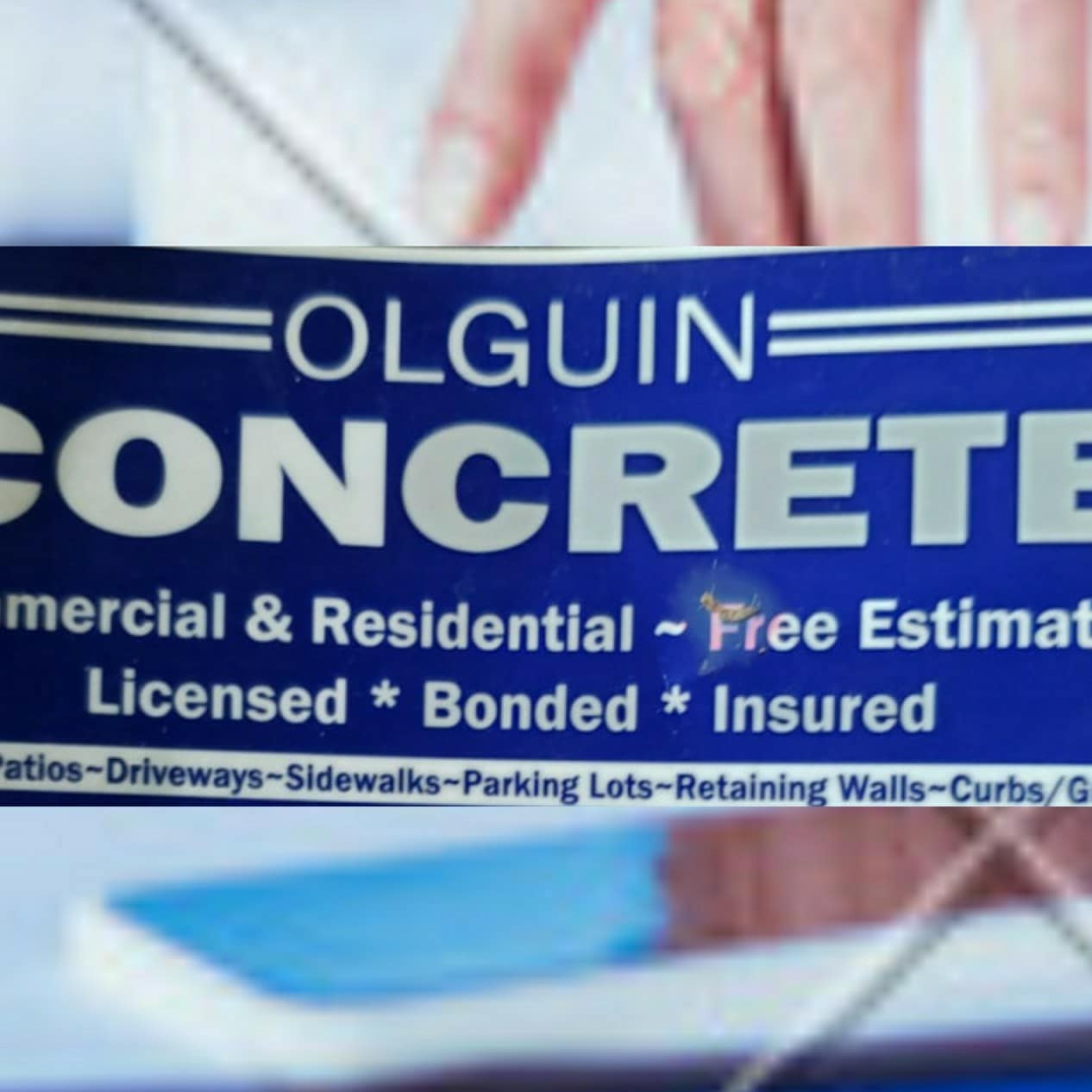 Olguin Concrete Construction LLC