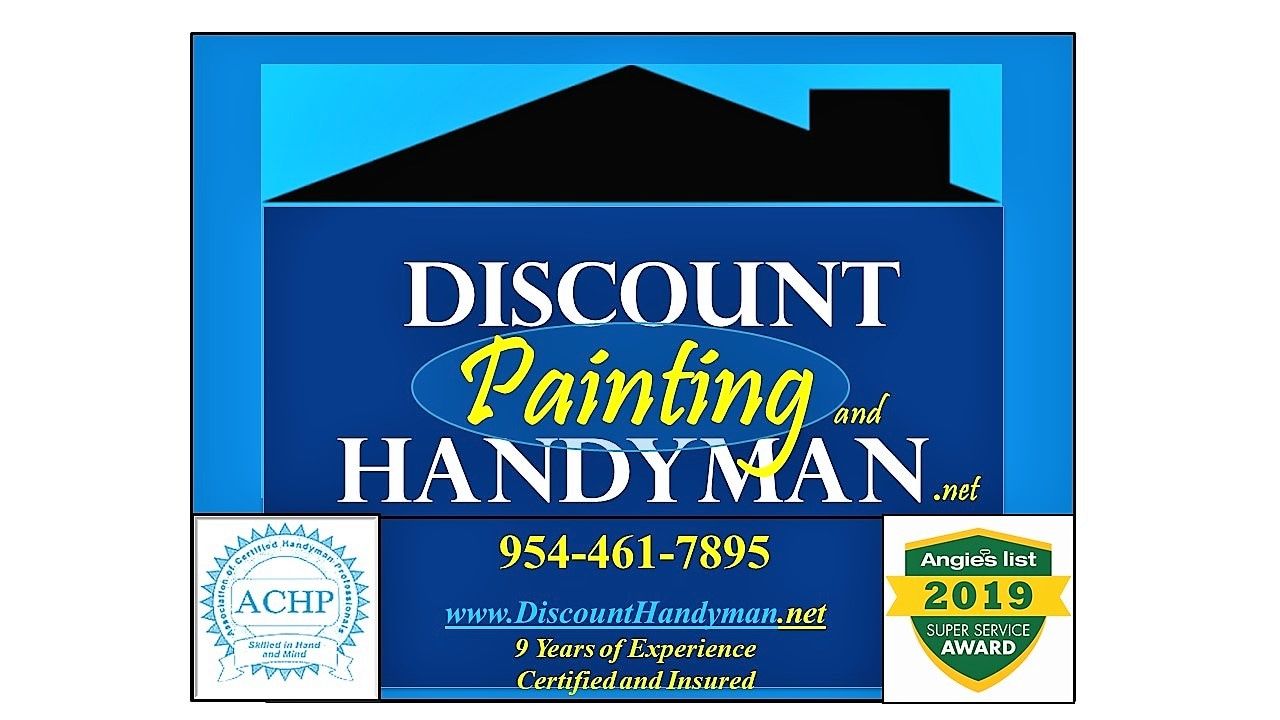 Discount Painting & Handyman Services