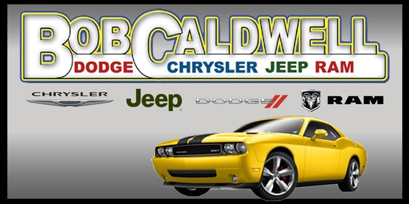 Bob Caldwell Chrysler Dodge Jeep Ram