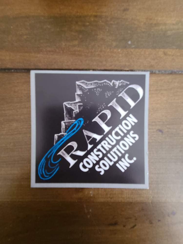 Rapid Construction Solutions Inc.