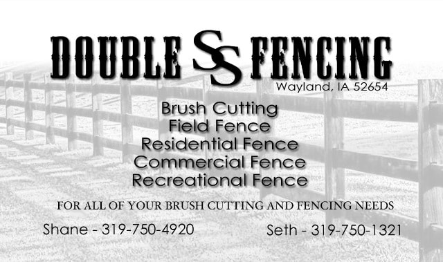 Double S Fencing