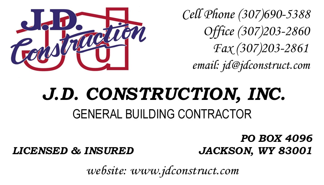 JD Construction Inc