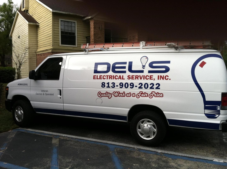 Del's Electrical Service Inc